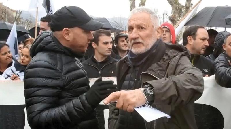 Charles Pieri convoqué par les gendarmes ce matin — Corse