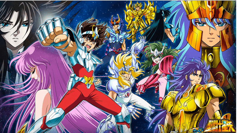 Image result for saint seiya