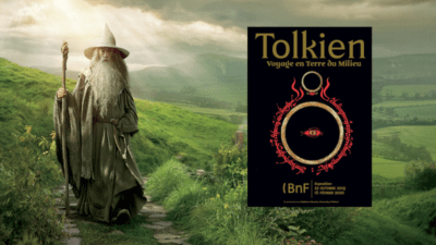 Reportage : Tolkien à la BNF