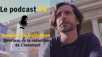 Podcast #4 – L'édito de Jacques de Guillebon : Quarantaine bien tapée