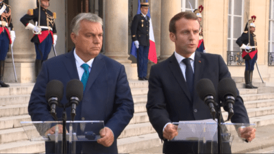 Instruction en famille : quand Macron plagie Viktor Orbán ! <img class='plus-nav-icon-menu icon-img' src='https://lincorrect.org/wp-content/uploads/2020/07/logo-article-small.png' style='height:20px;'>