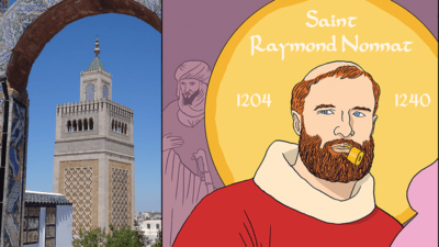 Partout, les saints : Saint Raymond Nonnat <img class='plus-nav-icon-menu icon-img' src='https://lincorrect.org/wp-content/uploads/2020/07/logo-article-small.png' style='height:20px;'>