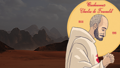 Partout, les saints : Charles de Foucauld <img class='plus-nav-icon-menu icon-img' src='https://lincorrect.org/wp-content/uploads/2020/07/logo-article-small.png' style='height:20px;'>