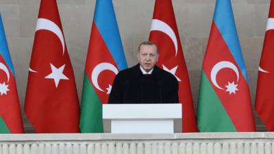 2022 ou la restauration de l'empire ottoman par Erdogan ?