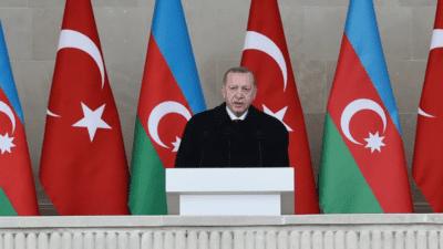 2022 ou la restauration de l'empire ottoman par Erdogan ?