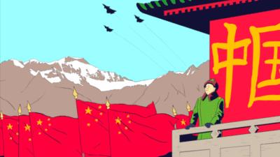 Éditorial monde d'avril : Leçon de bonnes manières à la chinoise