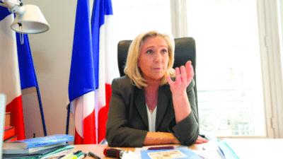Marine Le Pen : «J'en appelle à l'union sacrée» 1/2 <img class='plus-nav-icon-menu icon-img' src='https://lincorrect.org/wp-content/uploads/2020/07/logo-article-small.png' style='height:20px;'>
