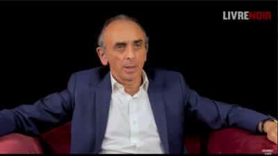 Présidentielle : Zemmour confirme l'hypothèse de sa candidature