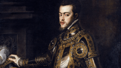 Philippe II d'Espagne et le « Siglo de Oro » <img class='plus-nav-icon-menu icon-img' src='https://lincorrect.org/wp-content/uploads/2020/07/logo-article-small.png' style='height:20px;'>