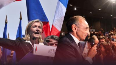 Macron, Zemmour, Le Pen et les autres : la course de petits chevaux